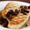 Nantucket Swordfish with Browned Butter & Sauteed Pecans