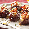 Bacon-Filled Medjool Dates
