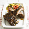 Hearty Boys Cilantro-Garlic Ribs