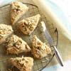 Savory Double-Walnut Scones