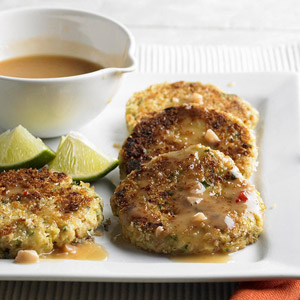 Chile-Lime Turkey Patties