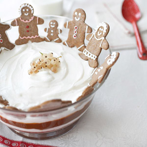 Chocolate-Caramel Trifle