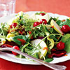 Cranberry Mixed Greens Salad