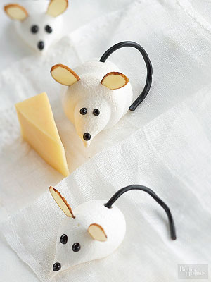 Cute L'il Meringue Mice