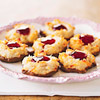 Coconut-Raspberry Delights