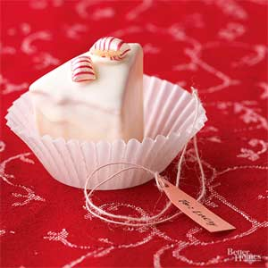 Little Peppermint Cakes