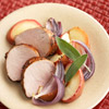 Roasted Pork with Apples