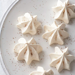 Almond Meringue Kisses