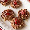 Chocolate-Cherry-Walnut Thumbprints