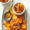 Orange-Sage Sweet Potatoes with Bacon