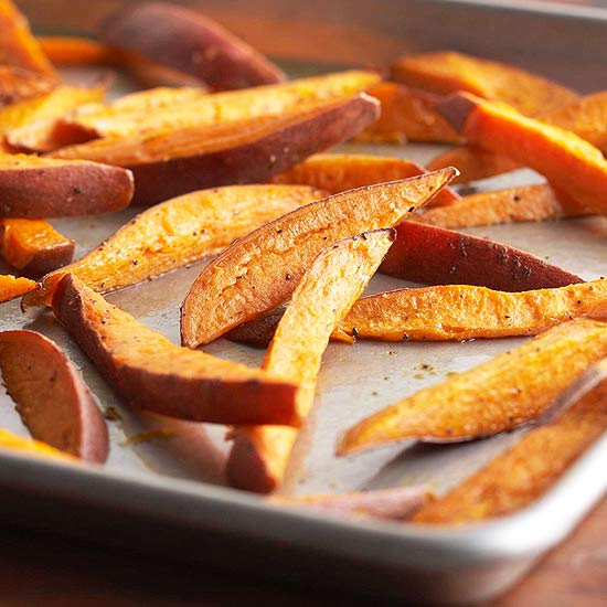 Sweet potatoes cooking basics and recipes sweet potato fries ccuart Gallery