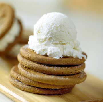 Old-Fashioned Vanilla Bean Ice Cream