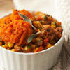 Turkey & Sweet Potato Shepherd's Pie