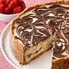 Chocolate-Swirl Cheesecake