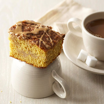 Luscious Pumpkin Cake Recipes