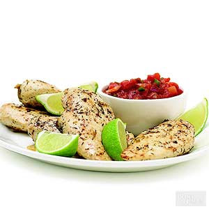 Pepper-Lime Chicken