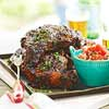 Cowboy Rib-Eyes and Summer Salsa