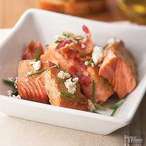 Cold Roasted Salmon