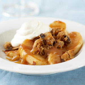 Mock Apple Crisp