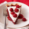 Raspberry Pie with Chambord
