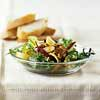 Sauteed Pork and Pear Salad