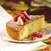 Lemon-Rosemary Cake