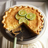 Lime-Coconut Chess Pie