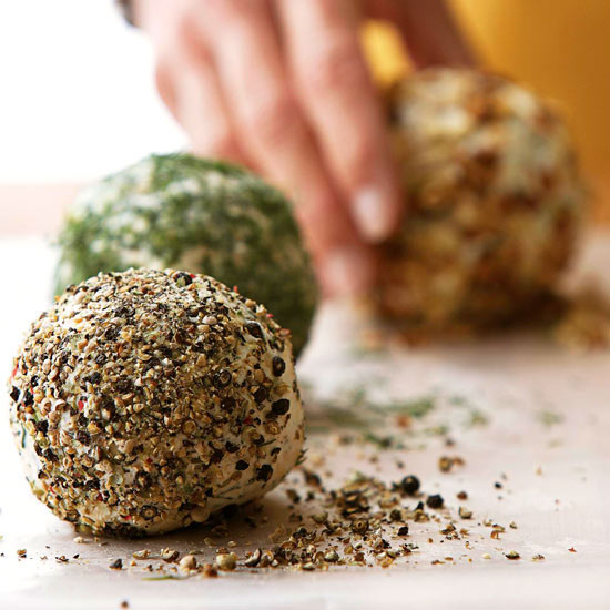 Dilled Onion Cheese Balls Recipe
