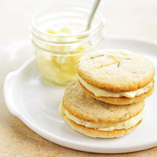 Lemon rosemary cookie recipes