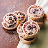 Blackberry Strudel Cookies
