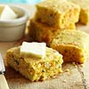 Spiced Nuts and Zucchini Corn Bread