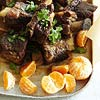 Chile-Orange Short Ribs