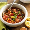 Southwestern Meatball Chili