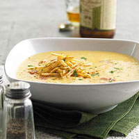 Smokey Cheese and Potato Soup