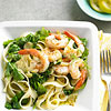 Lemon-Dill Shrimp and Pasta