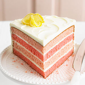 Pink lemonade cake recipes