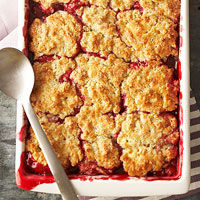Yummy Fruit Cobblers & Crisps