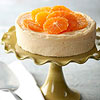 Ginger-Orange Cheesecake