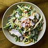Two-Tone Bean Salad with Hazelnuts and Parmesan