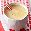 Minty White Chocolate Eggnog