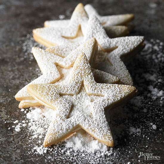 Holiday cookie ideas from Better Homes and Gardens