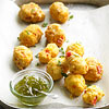 Beer-Cheese Hush Puppies