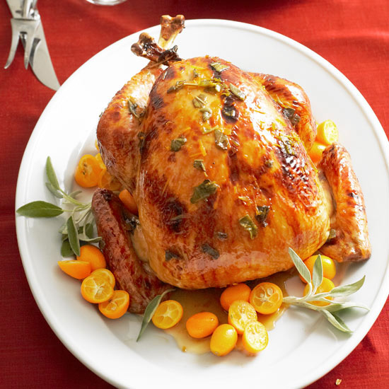 apple brandy. apple brandy- and sage-glazed turkey brandy
