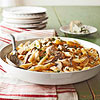 Chicken and Gorgonzola Pasta
