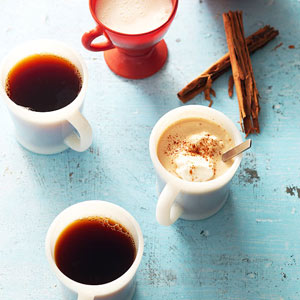 Breakfast Drinks: Coffee, Tea & Smoothies