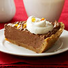 Chocolate Chai Pie