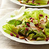 Pomegranate Green Salad