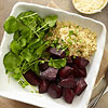 Honey-Balsamic Beet Salad