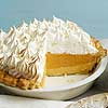 Caramel-Cream Pumpkin Pie