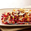 Pineapple-Cranberry Relish with Toasted Coconut